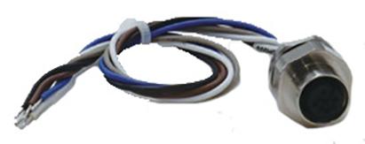 BA600 - CBX用CBL-1480接続コネクタ(メス)