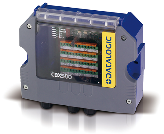 CBX500 - モジュール式接続ボックス
