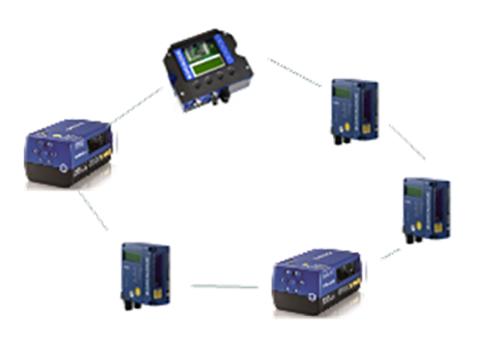 <p>EBCネットワーク対応タイプはPackTrack™での読取が可能で、DS8110やDX8210とのシステムアップが可能となります。(コントローラが別途必要)</p>
